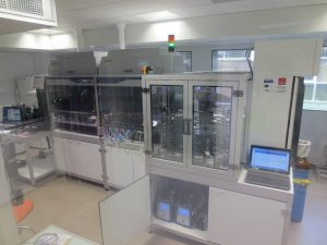 Plateforme TWB avec MicroGC Fusion